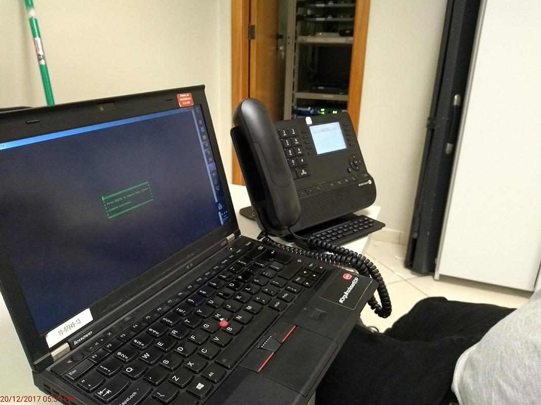 Implementação de tecnologia VoIP
