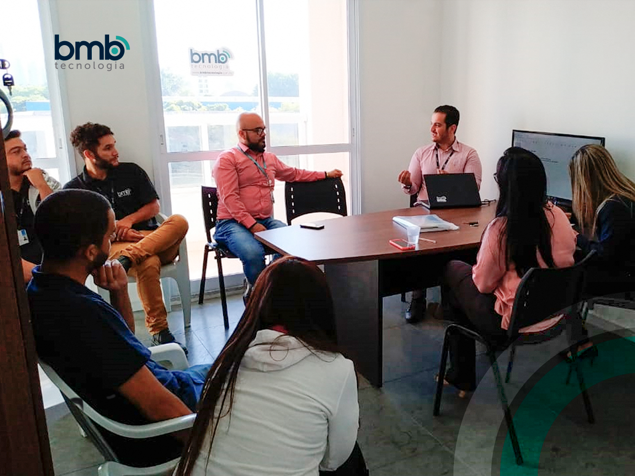 Reunião com equipe da ENEL São Paulo