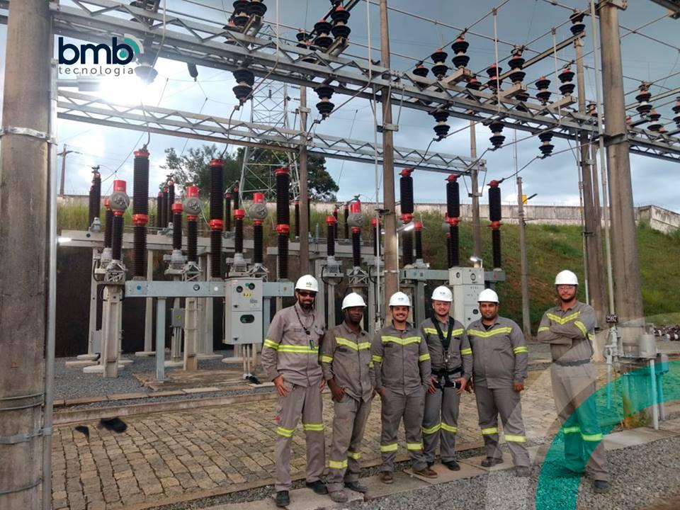 Modernização e Ampliação da Subestação da EDP