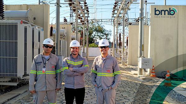 Projeto de implantação de fibra ótica – EDP São Paulo