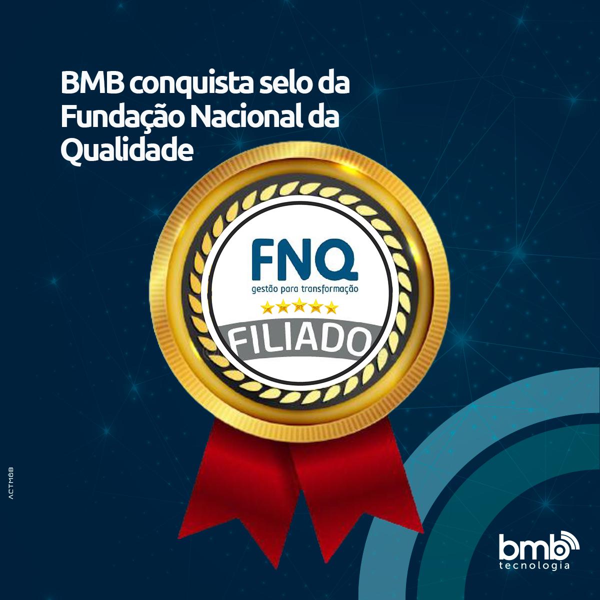 Firmamos nossa parceria com a Fundação Nacional de Qualidade
